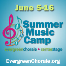 Chorale Summer Camps