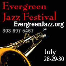 Evergreen Jazz Festival (Square)
