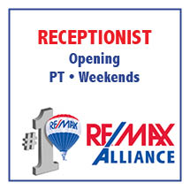 Remax Receptionist
